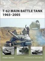 42980 - Zaloga, S.J. - New Vanguard 158: T-62 Main Battle Tank 1965-2005
