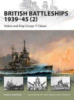 42982 - Konstam, A. - New Vanguard 160: British Battleships 1939-45 (2) Nelson and King George V Classes