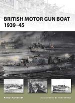44616 - Konstam, A. - New Vanguard 166: British Motor Gun Boat 1939-45