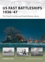 46483 - Burr-Bryan, L.-T. - New Vanguard 169: US Fast Battleships 1936-47