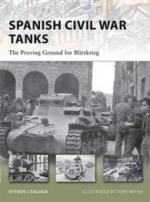 46484 - Zaloga-Bryan, S.J.-T. - New Vanguard 170: Spanish Civil War Tanks. The Proving Ground for Blitzkrieg