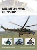 46485 - Mladenov-Palmer, A.-I. - New Vanguard 171: Mil Mi-24 Hind Gunship
