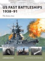 46486 - Burr-Bryan, L.-T. - New Vanguard 172: US Fast Battleships 1938-91