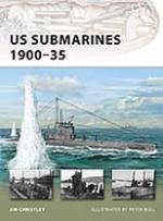 47760 - Christley-Bryan, J.-T. - New Vanguard 175: US Submarines 1900-35