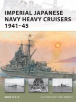 47761 - Stille-Wright, M.-P. - New Vanguard 176: Imperial Japanese Navy Heavy Cruisers 1941-45