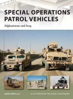 47764 - Neville-Chasemore, L.-R. - New Vanguard 179: Special Operations Patrol Vehicles. Afghanistan and Iraq
