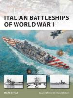 49442 - Stille-Wright, M.-P. - New Vanguard 182: Italian Battleships of World War II