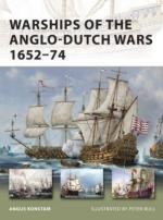 49443 - Konstam-Bryan, A.-T. - New Vanguard 183: Warships of the Anglo-Dutch Wars 1652-74
