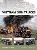 49444 - Rottman-Bryan, G.L.-T. - New Vanguard 184: Vietnam Gun Trucks