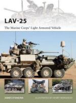 49445 - D'Angina-Morshead, J.-H. - New Vanguard 185: LAV-25. The Marine Corps' Light Armored Vehicle