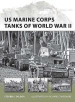 50874 - Zaloga-Chasemore, S.J.-R. - New Vanguard 186: US Marine Corps Tanks of World War II