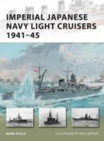 50875 - Stille-Wright, M.-P. - New Vanguard 187: Imperial Japanese Navy Light Cruisers 1941-45