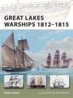 50876 - Lardas-Wright, M.-P. - New Vanguard 188: Great Lakes Warships 1812-1815