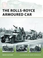 50877 - Fletcher-Morshead, D.-H. - New Vanguard 189: Rolls-Royce Armoured Car
