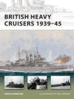 50878 - Konstam-Wright, A.-P. - New Vanguard 190: British Heavy Cruisers 1939-45