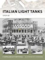50879 - Cappellano-Battistelli-Chasemore, F.-P.P-R. - New Vanguard 191: Italian Light Tanks