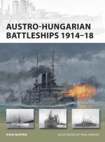 52391 - Noppen-Wright, R.-P. - New Vanguard 193: Austro-Hungarian Battleships 1914-18