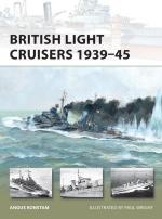 52392 - Konstam-Wright, A.-P. - New Vanguard 194: British Light Cruisers 1939-45