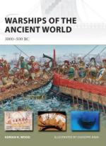 53602 - Wood-Rava, A.K.-G. - New Vanguard 196: Warships of the Ancient World 3000-500 BC