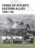 53605 - Zaloga-Morshead, S.J.-H. - New Vanguard 199: Tanks of Hitler's Eastern Allies 1941-45