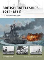 53606 - Konstam-Wright, A.-P. - New Vanguard 200: British Battleships 1914-18 (1) The Early Dreadnoughts