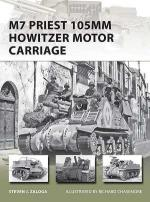 54581 - Zaloga-Chasemore, S.J.-R. - New Vanguard 201: M7 Priest 105mm Howitzer Motor Carriage