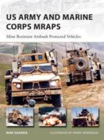 54585 - Guardia, M. - New Vanguard 206: US Army and Marine Corps MRAPs