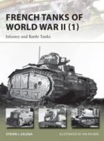 55470 - Zaloga-Palmer, S.J.-I. - New Vanguard 209: French Tanks of World War II (1) Infantry and Battle Tanks