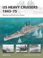 56921 - Stille-Wright, M.-P. - New Vanguard 214: US Heavy Cruisers 1943-75. Wartime and Post-war Classes