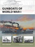 57389 - Konstam-Wright, A.-P. - New Vanguard 221: Gunboats of World War I