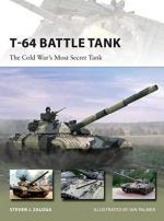 58820 - Zaloga, S.J. - New Vanguard 223: T-64 Battle Tank