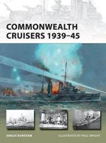 58823 - Konstam, A. - New Vanguard 226: Commonwealth Cruisers 1939-45