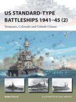 58826 - Stille, M. - New Vanguard 229: US Standard-type Battleships 1941-45 (2)