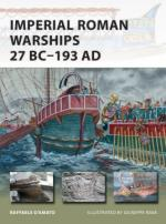 58827 - D'Amato, R. - New Vanguard 230: Imperial Roman Warships 27 BC-193 AD