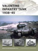 58830 - Newsome, B. - New Vanguard 233: Valentine Infantry Tank 1938-45