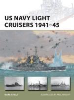 58833 - Stille, M. - New Vanguard 236: US Navy Light Cruisers 1941-45