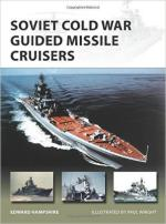 61802 - Hampshire, E. - New Vanguard 242: Soviet Cold War Guided Missile Cruisers