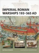 61804 - D'Amato, R. - New Vanguard 244: Imperial Roman Warships 193-565 AD