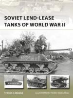 61807 - Zaloga, S.J. - New Vanguard 247: Soviet Lend-Lease Tanks of World War II