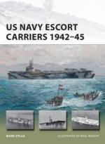 62827 - Stille-Wright, M.-P. - New Vanguard 251: US Navy Escort Carriers 1942-45