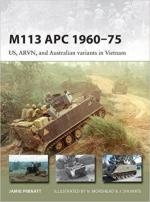 62829 - Prenatt-Morshead-Shumate, J.-H.-J. - New Vanguard 252: M113 APC 1960-75. US, ARVN and Australian variants in Vietnam