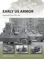 64064 - Zaloga, S.J. - New Vanguard 254: Early US Armor. Armored Cars 1915-1940