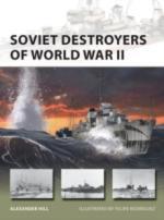 64066 - Hill-Rodriguez, A.-F. - New Vanguard 256: Soviet Destroyers of World War II