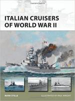 64068 - Stille, M. - New Vanguard 258: Italian Cruisers of World War II