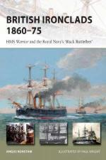 64882 - Konstam, A. - New Vanguard 262: British Ironclads 1860-75. HMS Warrior and the Royal Navy's 'Black Battlefleet'