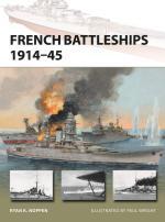 65766 - Noppen-Wright, R.K.-P. - New Vanguard 266: French Battleships 1914-45