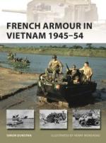 65767 - Dunstan-Morshead, S.-H. - New Vanguard 267: French Armour in Vietnam 1945-54