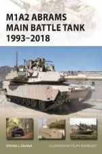 65768 - Zaloga-Rodriguez, S.J.-F. - New Vanguard 268: M1A2 Abrams Main Battle Tank 1993-2018