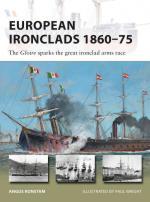 65769 - Konstam, A. - New Vanguard 269: European Ironclads 1860-75. La Gloire sparks the great ironclad arms race