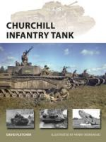 66548 - Fletcher-Morshead, D.-H. - New Vanguard 272: Churchill Infantry Tank